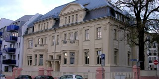 Villa / Baudenkmal Ludwig-Stur-Straße 2