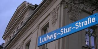Fertigstellung Ludwig-Stur-Straße 2