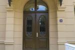 Gut Seeben Tür