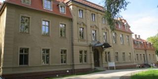 Schloss in Halle-Seeben