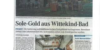 Sole-Gold aus Wittekind-Bad