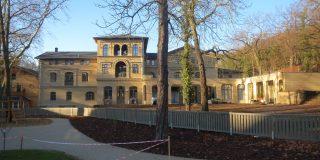 Solbad Wittekind – Gesellschaftshaus