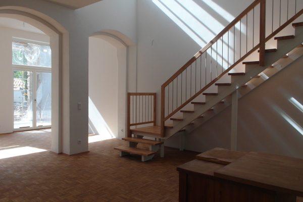 Gesellschaftshaus - Solbad Wittekind