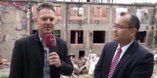 TV-Halle Sommertour 2017: die Cröllwitzer Actien-Papierfabrik und das Solbad Wittekind