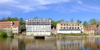 Cröllwitzer Actien-Papierfabrik – Mühle